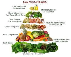 almost raw vegan food pyramid vital signs pinterest fat fast