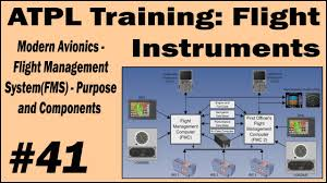 atpl training flight instruments 41 modern avionics flight