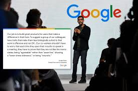 How To Fire Your Attorney Letter by Google Why Free Speech Didn U0027t Save Engineer U0027s Job Money