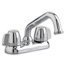 two handle laundry faucet american standard