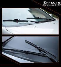 honda civic wipers wiper rubber ebay