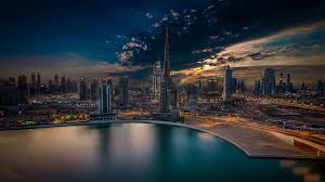 Arab Hd by City Dubai Arabic Dream Burj Khalifa United Arab Emirates Desktop
