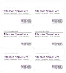 name tag template free u0026 premium templates