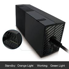orange light on xbox one power supply yccteam xbox one power supply brick newest quietest version ac