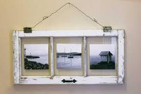 come riciclare vecchie finestre in stile shabby chic
