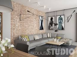 Industrial Living Room by