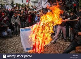 Flag Burning Protest Burn Israel Flag Stock Photos U0026 Burn Israel Flag Stock Images Alamy