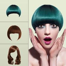 hair style photo booth hair style salon color changer on the app store