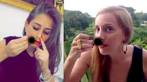 Challenge Snort Are Snorting Cocaine For New Trend Snort Cocaine Challenge