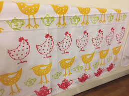 kitchen towel designs indian block printed tea towel love the colours on this designs