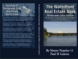 the waterfront real estate book steilacoom lake edition by paul