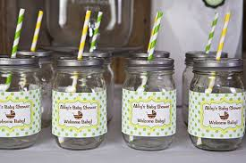 Baby Shower Decorations Yellow Items Similar To Water Bottle Labels Baby Shower Decorations