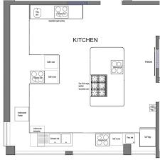 kitchen floorplan kitchen hire hamilton house