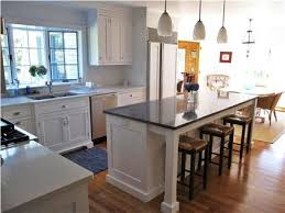 How To Design A Kitchen Island With Seating by Best 25 Mobile Kitchen Island Ideas On Pinterest Kitchen Island