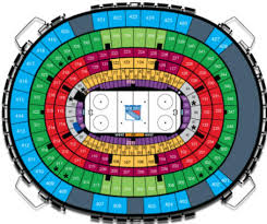 remarkable madison square garden hockey seating chart innovative