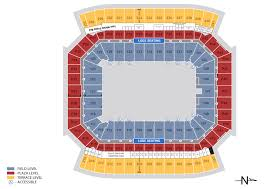 Maps Orlando by Seating Charts Camping World Stadium