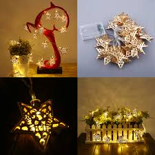 white metal christmas tree christmas lights decoration
