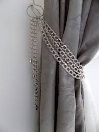 Tie Back Curtains Decorative Tiebacks For Curtains Photo Of Goodly Ideas About