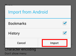 bookmarks on android get started with firefox for android firefox for android help
