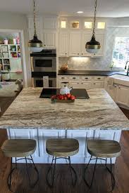 Kitchen Kitchen Backsplash Ideas Black Gran by Best 25 Fantasy Brown Granite Ideas On Pinterest Kitchen