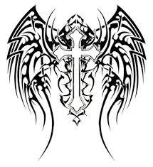 lipby blogs croos tribal wings design