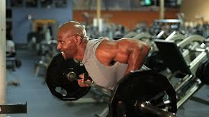 Bench Barbell Row Barbell Rows For Batwings T Nation