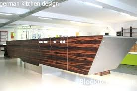 German Kitchen Furniture The Characteristics Of German Kitchen Design Kitchen Design