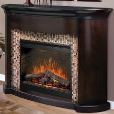 Fireplace Electric Heater Interior Fascinating Deep Dimplex Electric Fireplace Insert For