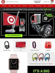 black friday target online doirbusters 53 best holiday emails images on pinterest holiday emails email