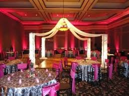 wedding draping dallas lighting drape