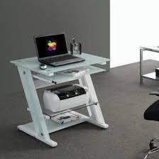 Under Desk Laptop Shelf Desk Laptop Table With Printer Shelf Small Corner Computer