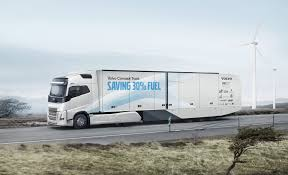 volvo truck ad volvo concept truck improves fuel economy by more than 30