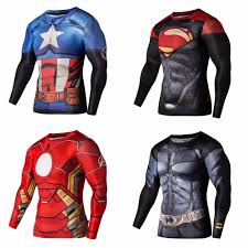3d Hole Murals 3d Cake Image New Fashion Fitness Compression Shirt Men Cosplay Male Crossfit