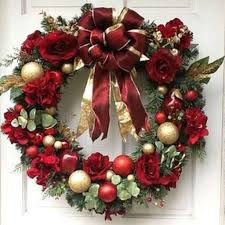 christmas wreath 88 adorable christmas wreath ideas for your front door 88homedecor