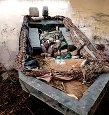 Boat Duck Blinds For Sale A Natural Fit Duck Boat Makers Built Industry In Arkansas Greenhead