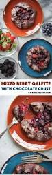 mixed berry galette mixed berry galette with chocolate crust