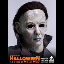 curse of michael myers sixth scale figure