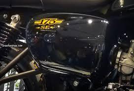 membuat lu led headl motor bocorrrr sosok gamblang retro kawasaki w175