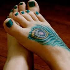 peacock feather tattoo meaning and design guide