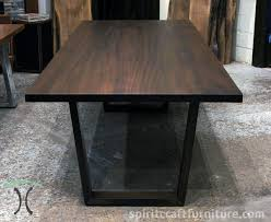 Mahogany Conference Table Live Edge Wood Slab Conference Room Tables And Desk Tops