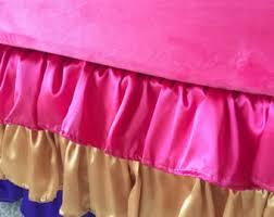 mint ruffle crib skirt crib dust ruffle mint crib skirt