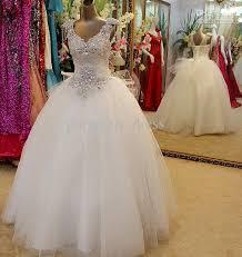 western theme wedding dress