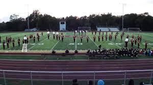 Carrollton Flag Football Winnetonka Pride Band Flag Football Night 9 27 2017 Youtube