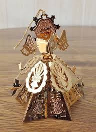 38 best danbury gold ornaments images on danbury mint