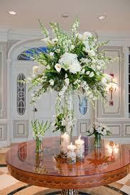 White Flower Arrangements Impressive Tall Wedding Flower Arrangements 1000 Ideas About Tall