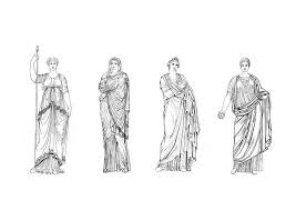 roman coloring pages