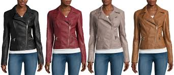leather jacket black friday sale a n a moto jacket 22 49 reg 100 at jcpenny pre black friday sale