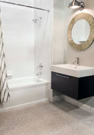 penny for your thoughts this modern bath features glossy white
