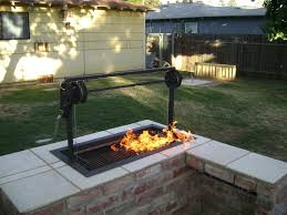 Backyard Backyard Grill Ideas  Modern Outdoor Kitchen And - Backyard grill designs