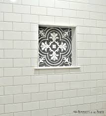 Bathroom Tiled Showers Ideas Best 25 Accent Tile Bathroom Ideas On Pinterest Small Tile